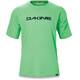 Dakine Rail Fietsshirt korte mouwen Heren groen
